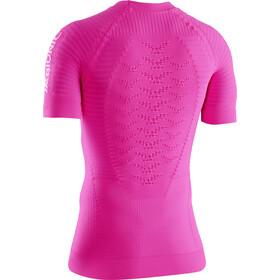 X-Bionic Effektor G2 T-shirt de running Femme, neon flamingo/namib red